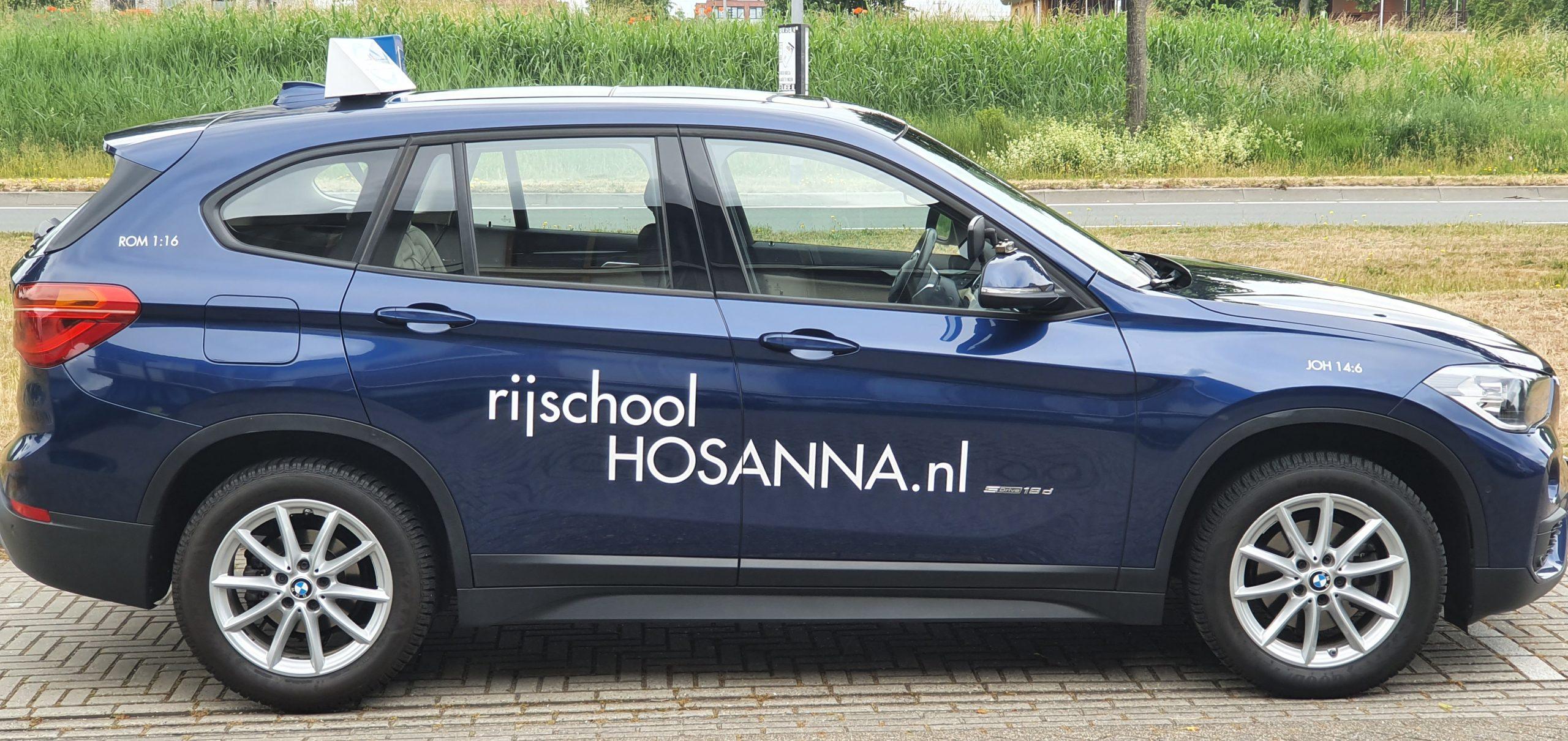 Rijschool Hosanna